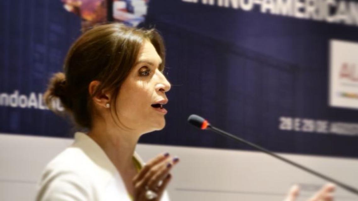 Venezuela's Vanessa Neumann. (Twitter)
