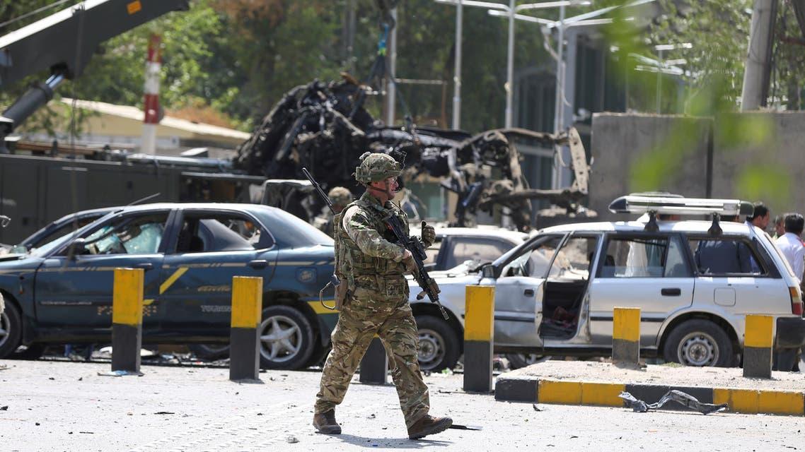 جندي من حلف الناتو
