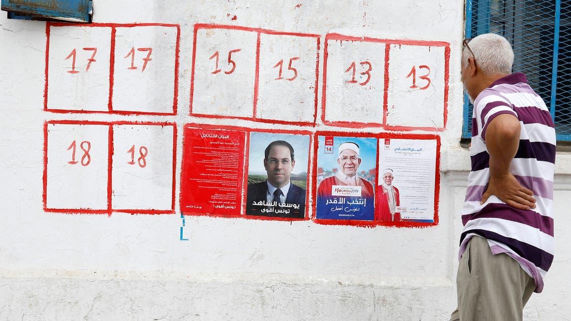 انتخابات الرئاسة فس تونس(رويترز)