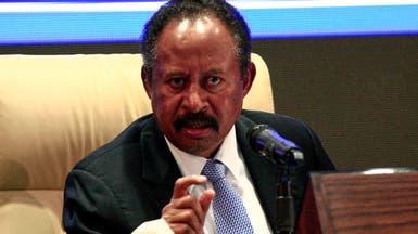 حمدوك: قطعنا شوطاً كبيراً لرفع السودان من قائمة الإرهاب