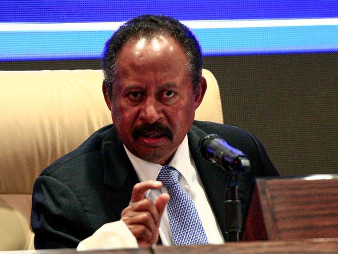 السودان: أوقفنا مشتبها بهم باستهداف حمدوك بينهم أجانب