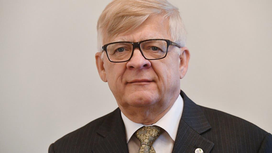 السفير الروسي في لبنان زاسباكين