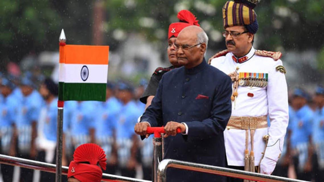 الرئيس الهندي