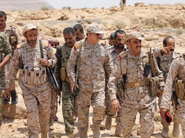 الجيش اليمني يحرر موقعاً في جبهة المخدرة شرق صنعاء