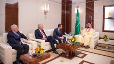 Saudi Crown Prince receives two US senators in Jeddah