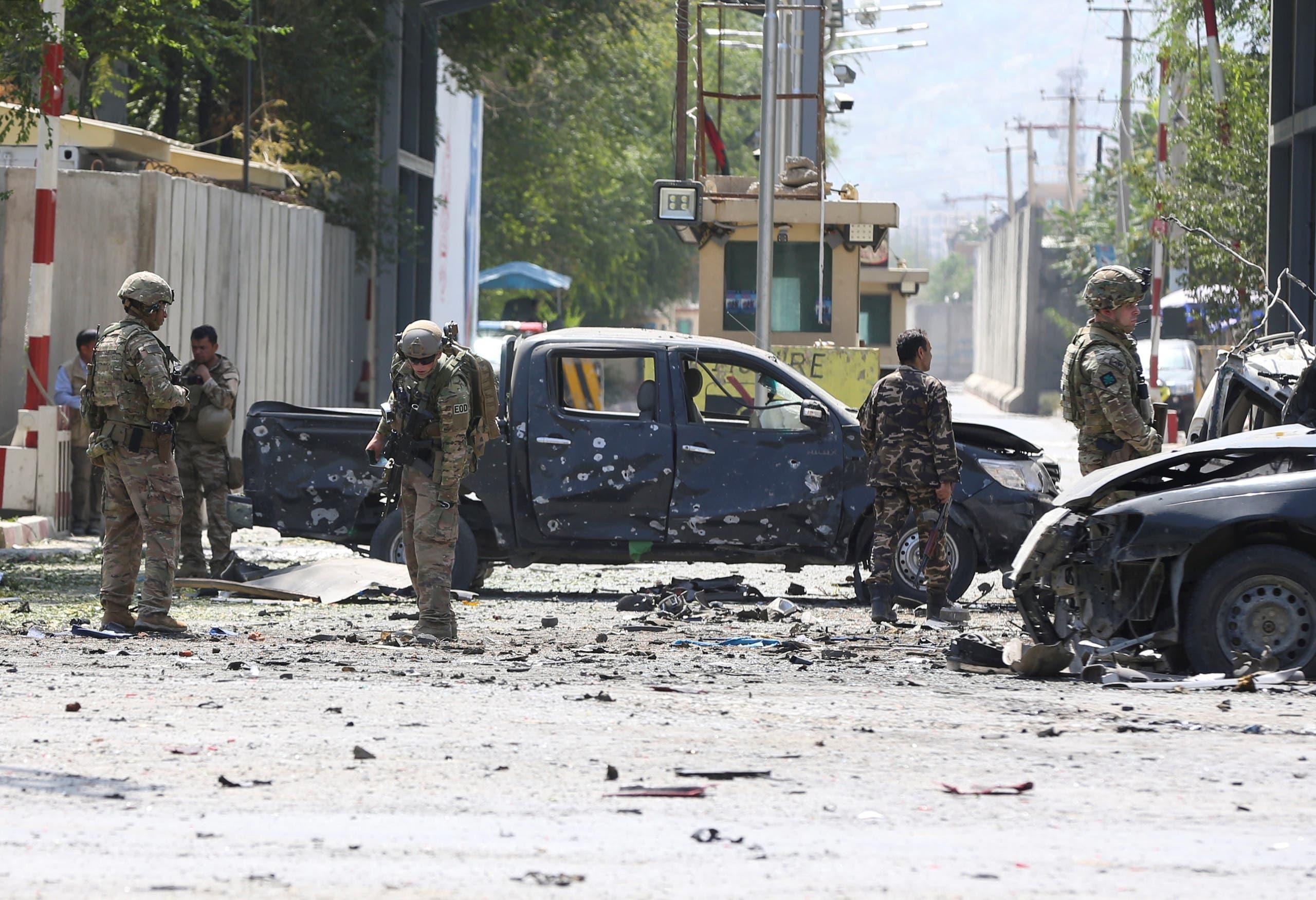 من هجوم كابول