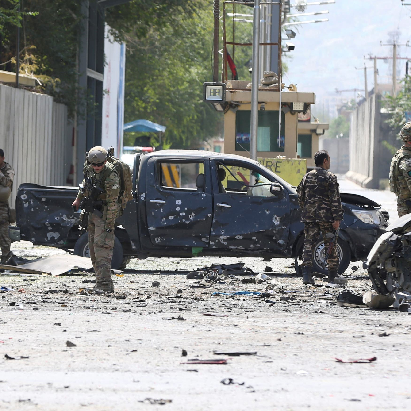 مقتل 27 شخصاً بهجوم استهدف احتفالاً في كابول