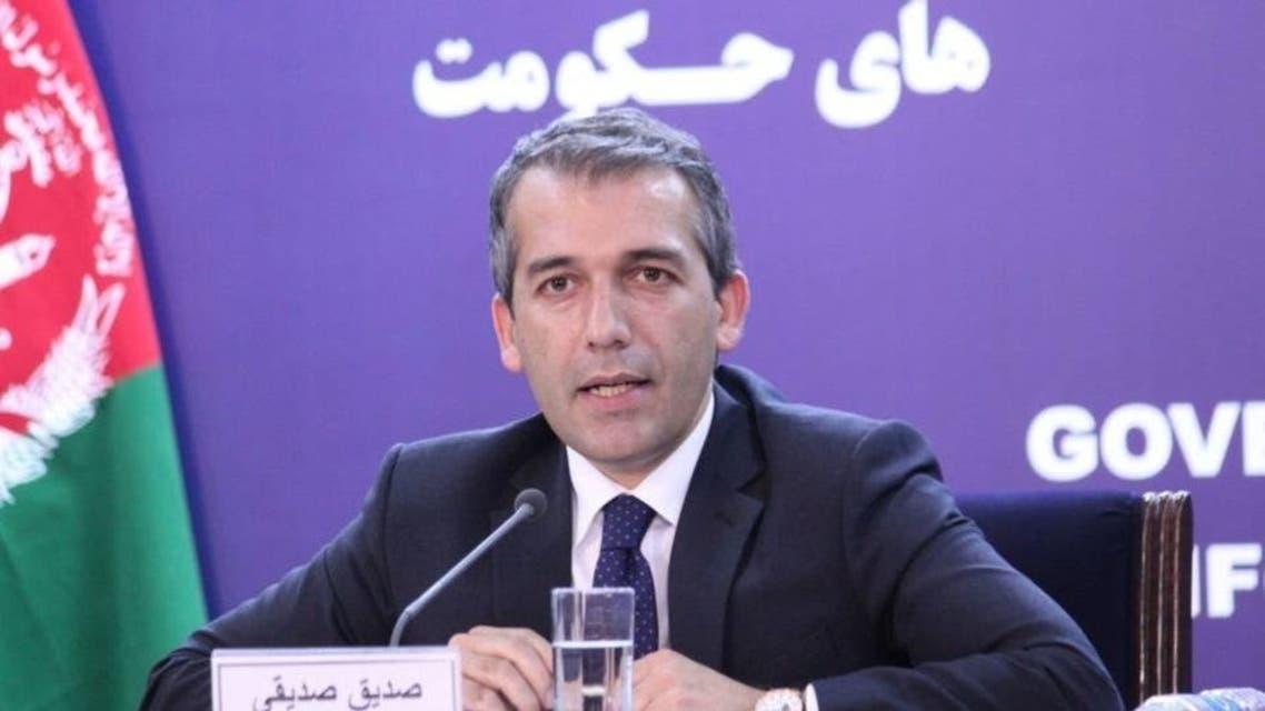 سخنگوی ارگ: رهبران طالبان از قطر دستور کشتار افغانها را میگیرند