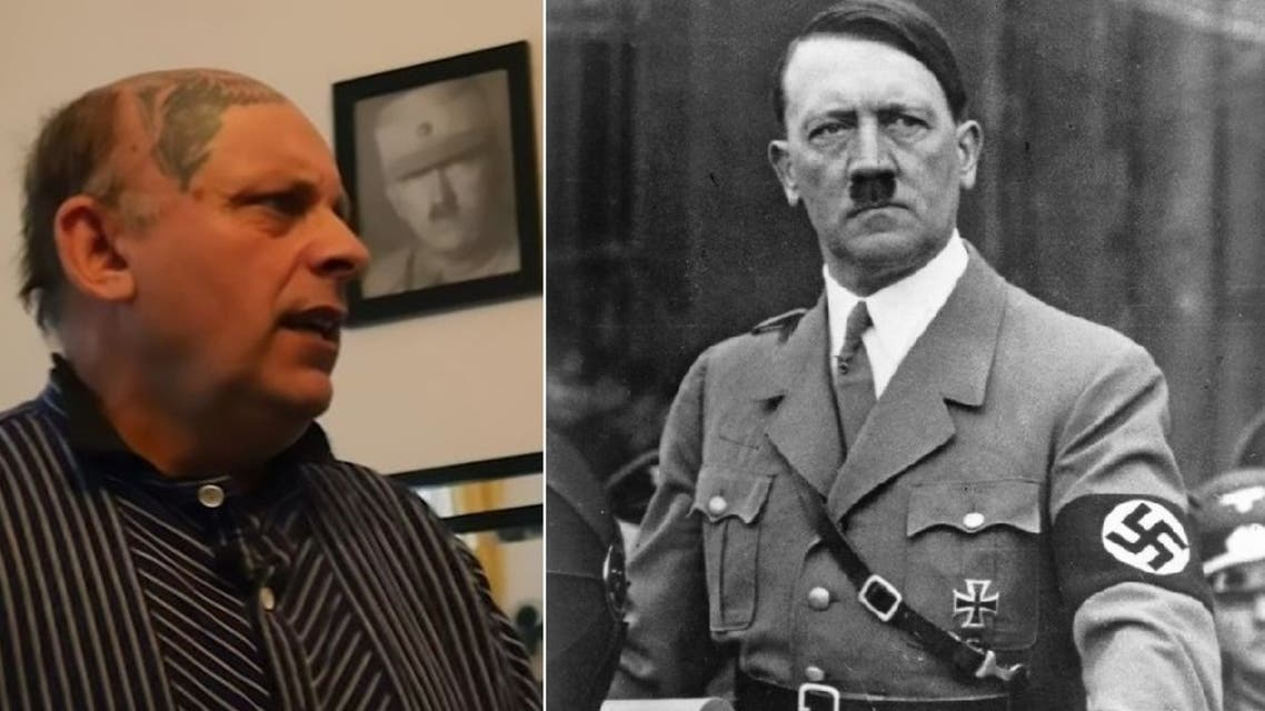 هتلر وقريبه الوحيد بالعالم