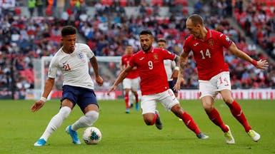 تواضع المنافسين يثير الشكوك حول مستوى منتخب إنجلترا