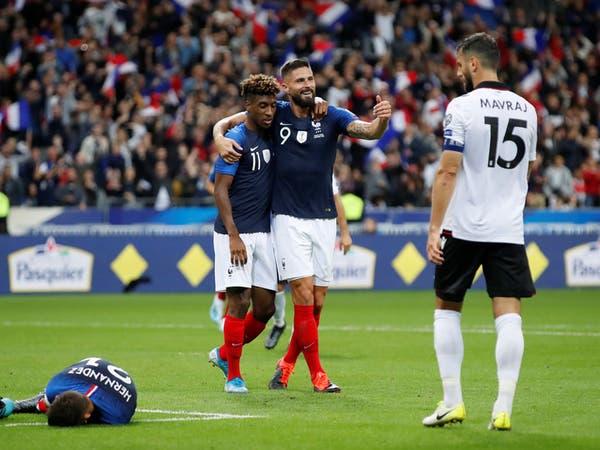 كومان يتجاوز الإحباط ويستعيد تألقه بقميص منتخب فرنسا