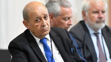 لودريان: استهداف الحوثيين لمطارات السعودية وضع لا يُطاق