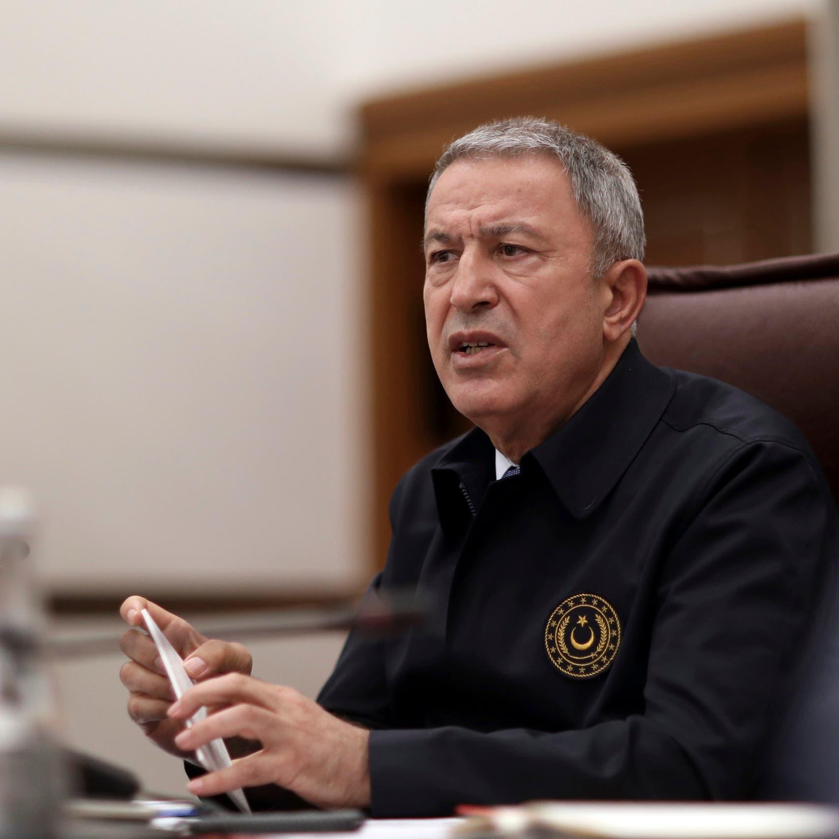 وزير دفاع تركيا: هدنة ليبيا لم تنهر حتى الآن