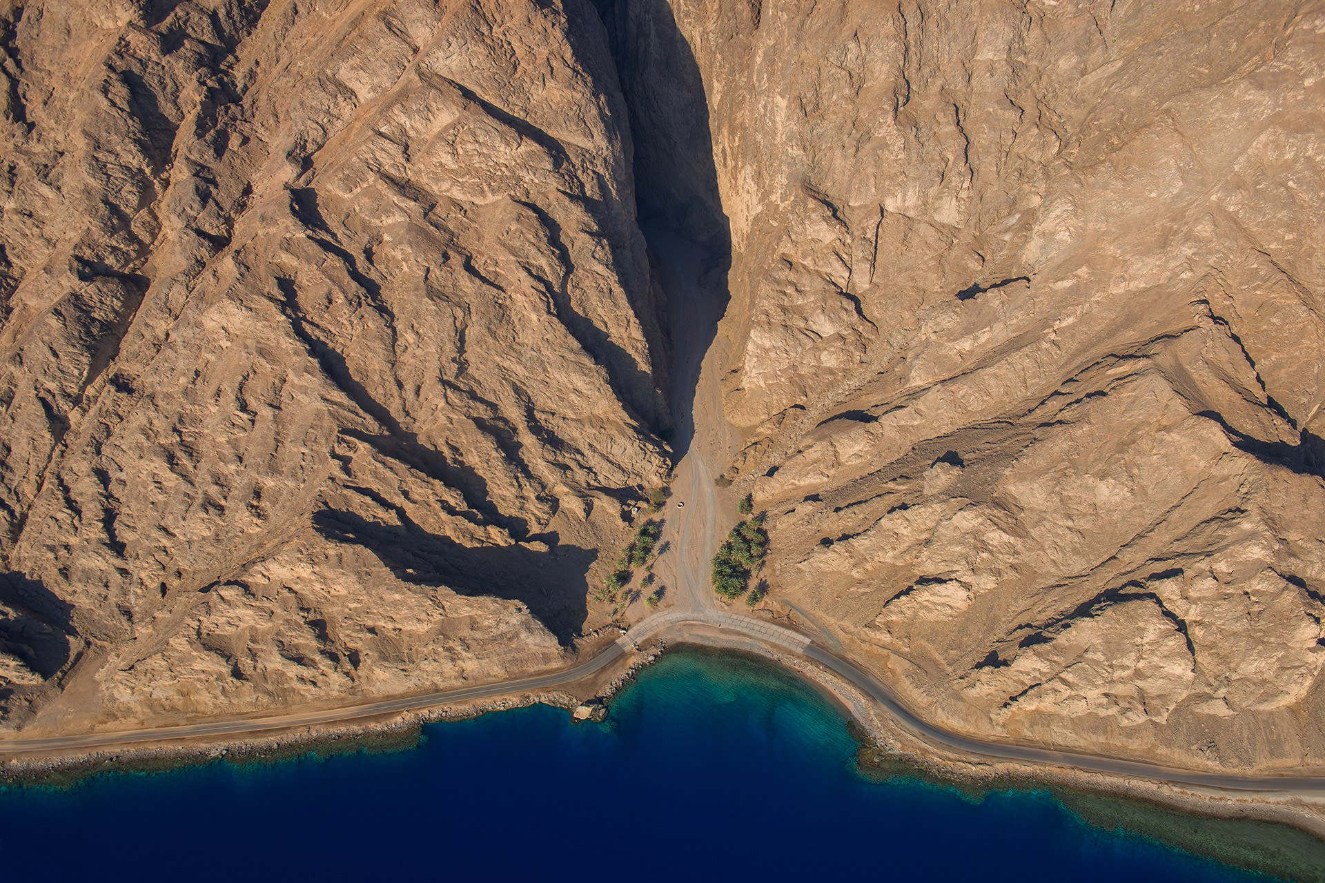 A coastline of NEOM, cross-border city in the Tabuk Province of northwestern Saudi Arabia. (NEOM)