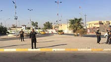 Iraq beefs up security around air base in country's west