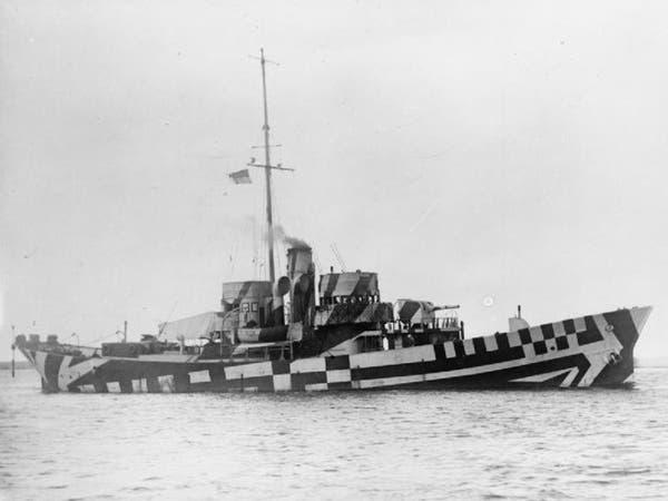 هكذا خدع رسّامٌ الألمان وأنقذ السفن البريطانية