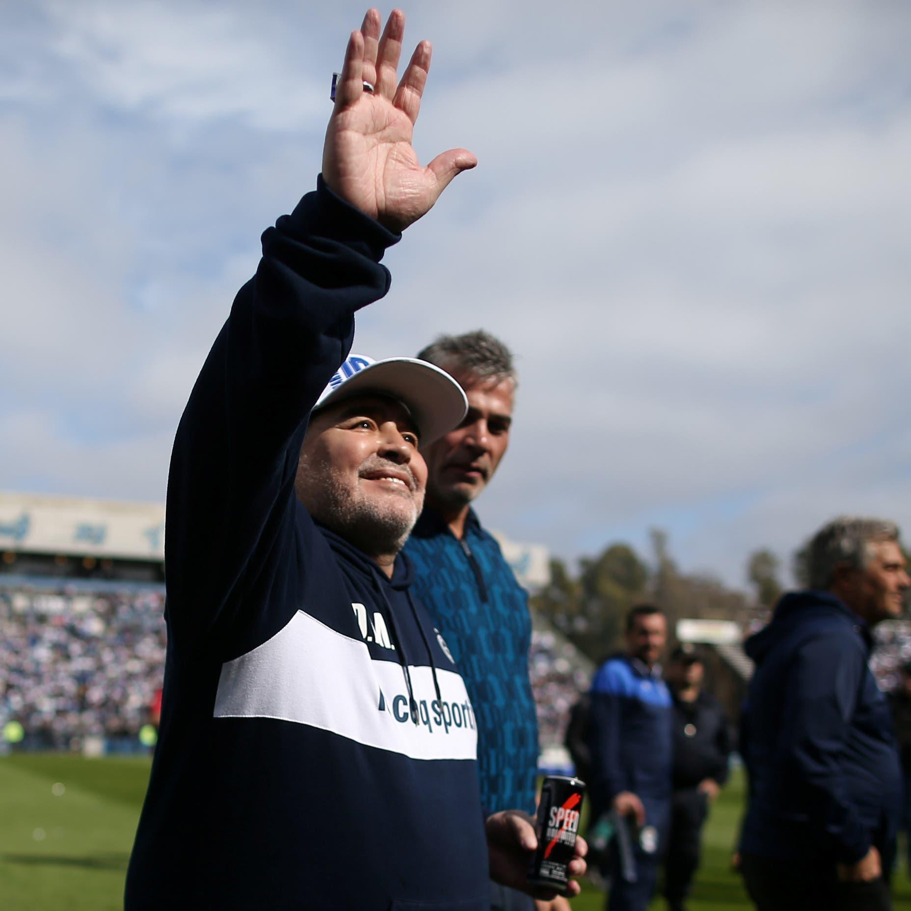 """تكريماً لمارادونا.. """"فيفا"""" يدعو لدقيقة صمت في كل مباريات الأسبوع"""