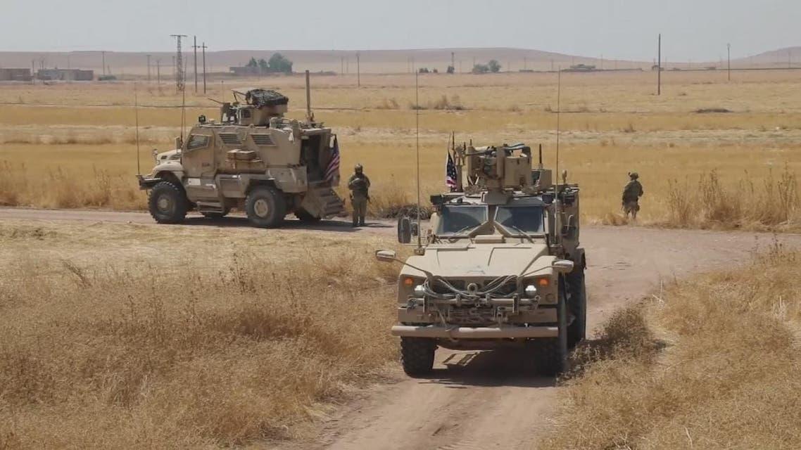 THUMBNAIL_ بدء دوريات أميركية تركية مشتركة في المنطقة الآمنة