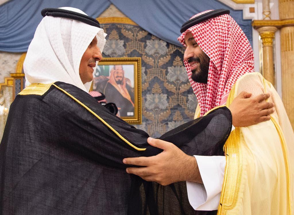 Prince Abdulaziz bin Salman sworn in as Saudi Minister of Energy 2