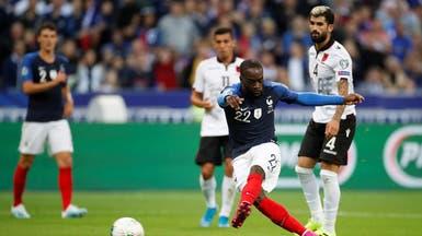 تصفيات يورو 2020: فرنسا تفوز برباعية على ألبانيا