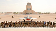 Oman launches joint air, sea exercises with US, British forces