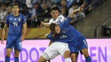 مدرب إيطاليا يستبعد لاعبي نابولي من قائمة المنتخب