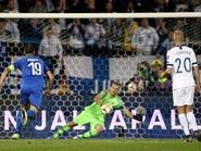 إيطاليا تواصل انتصاراتها وتجتاز فنلندا بصعوبة