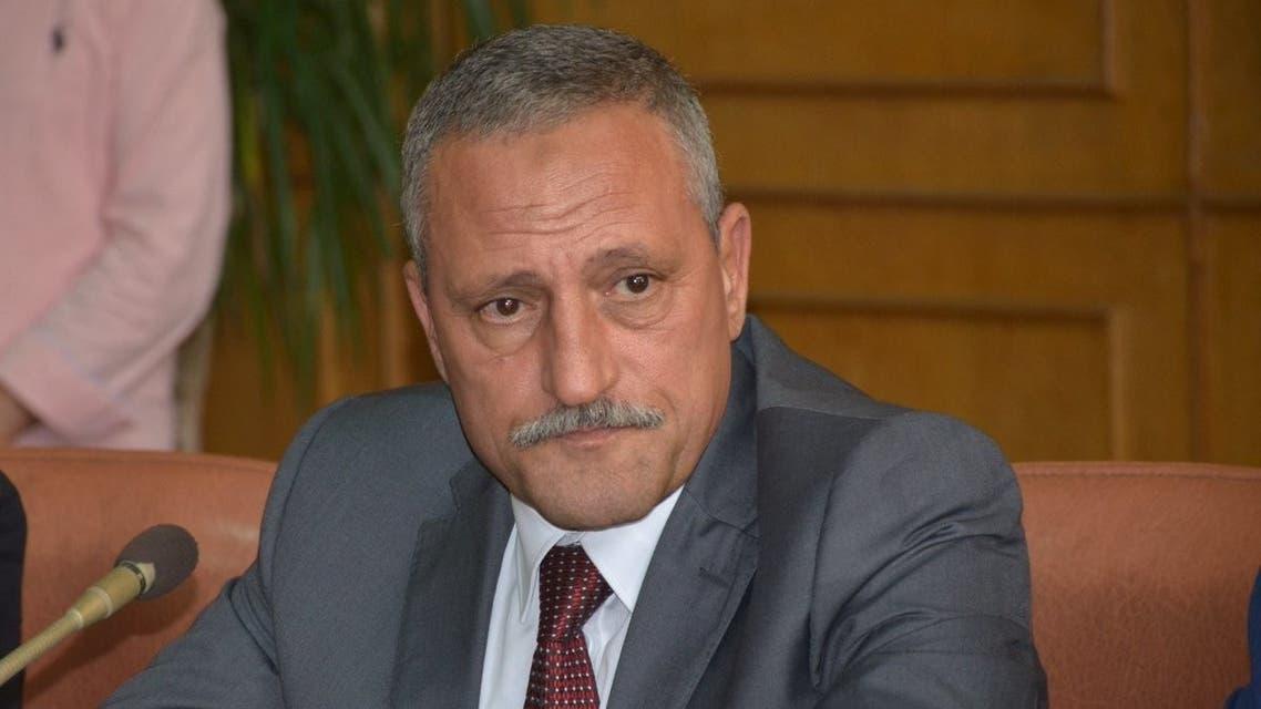 محافظ الاسماعيلية المستقيل حمدي عثمان