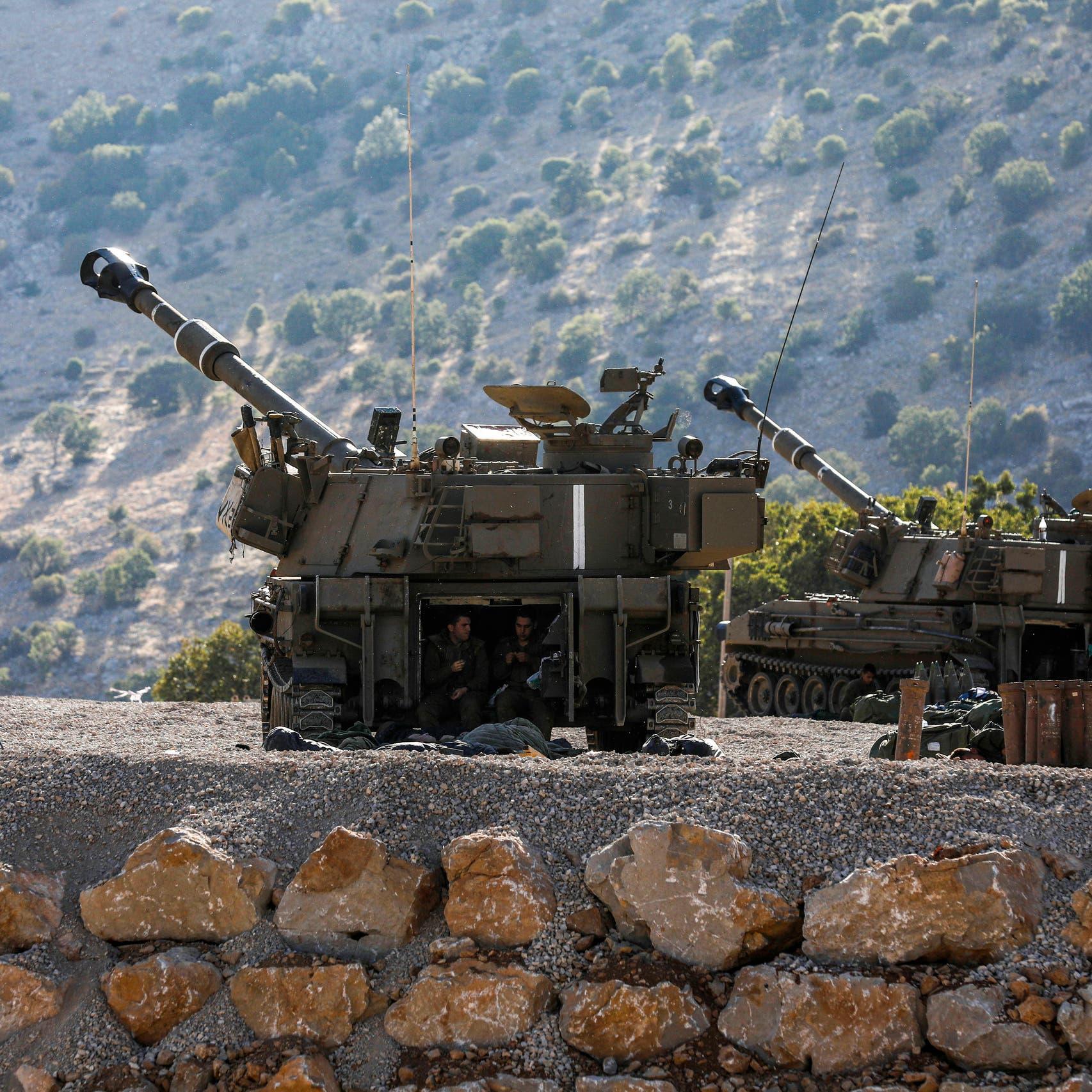 تأهب إسرائيلي على الحدود مع سوريا ولبنان