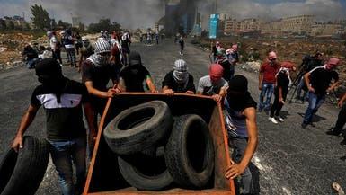 إصابة فلسطيني باحتجاجات على وفاة أسير لدى إسرائيل