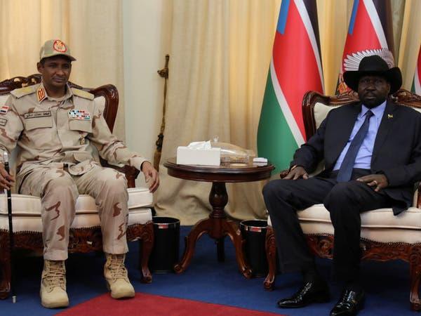 """محادثات جوبا.. """"السيادي"""" السوداني يلتقي الحركات المسلحة"""