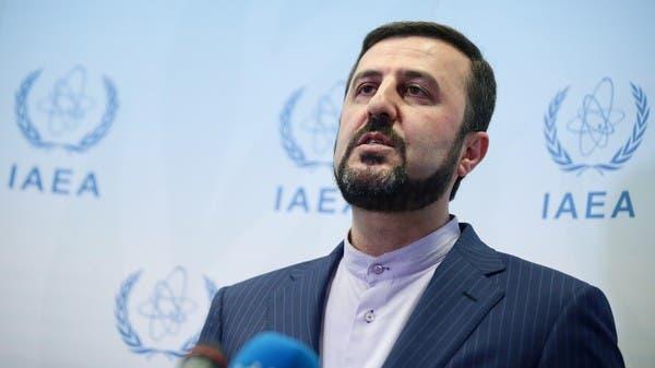 إيران: أبلغنا الوكالة الذرية بأجهزة الطرد الجديدة
