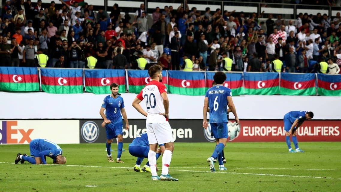 كرواتيا أذربيجان
