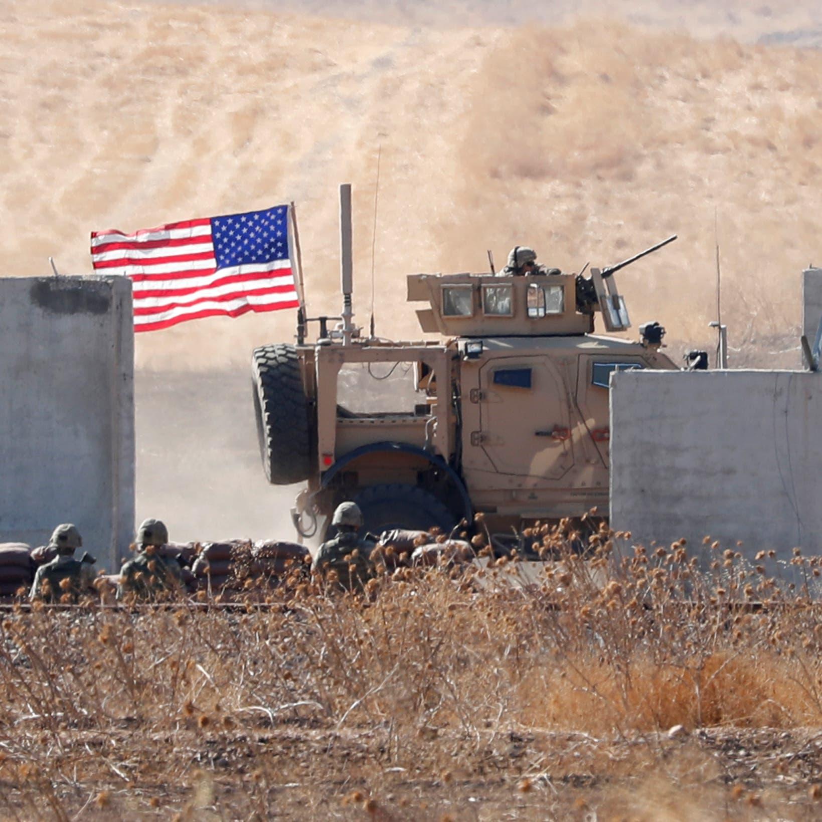 أنباء عن إرسال مزيد من القوات الأميركية إلى شمال سوريا