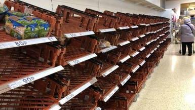 أزمة غذائية في بريطانيا.. وأرفف الأسواق قد تصبح فارغة!