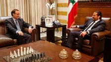 Lebanon PM, US diplomat talk offshore gas feud with Israel