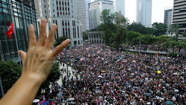 الإعلام الصيني: النزعات الانفصالية في هونغ كونغ ستُسحق