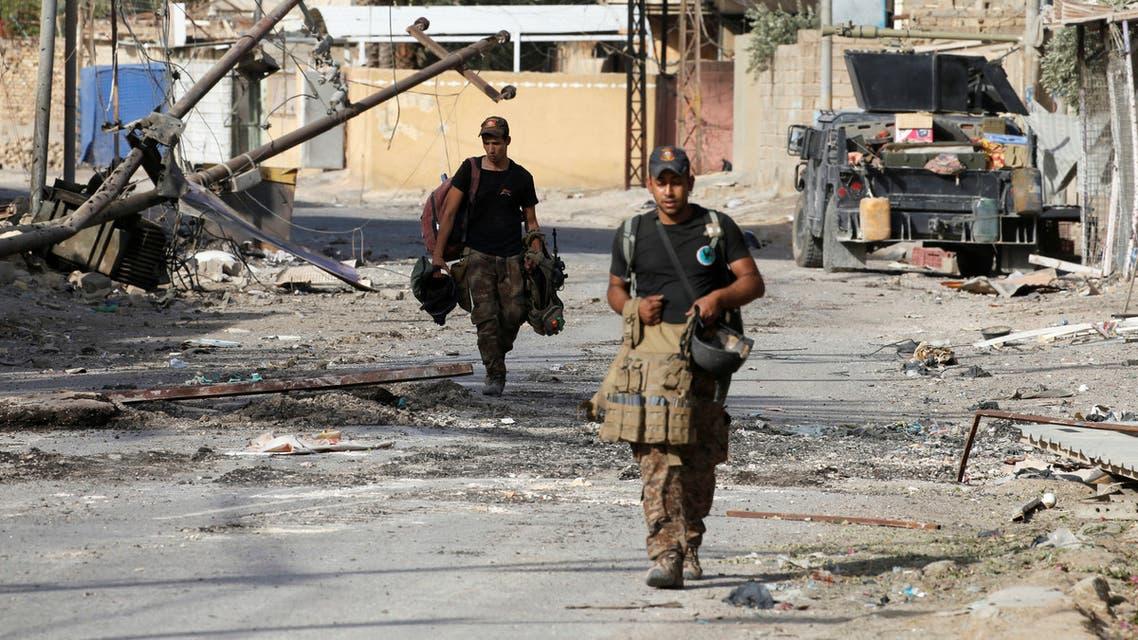 عناصر من جهاز مكافحة الإرهاب العراقي