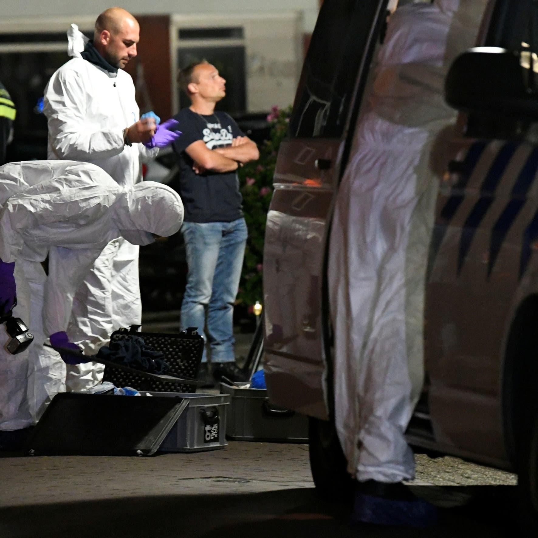 صدمة في هولندا.. شرطي يقتل طفليه الصغيرين وينتحر