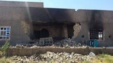 جديد انفجار مخزن الحشد بالأنبار.. صور ومسؤول يوضح