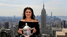 Andreescu 'not done yet' after Grand Slam breakthrough