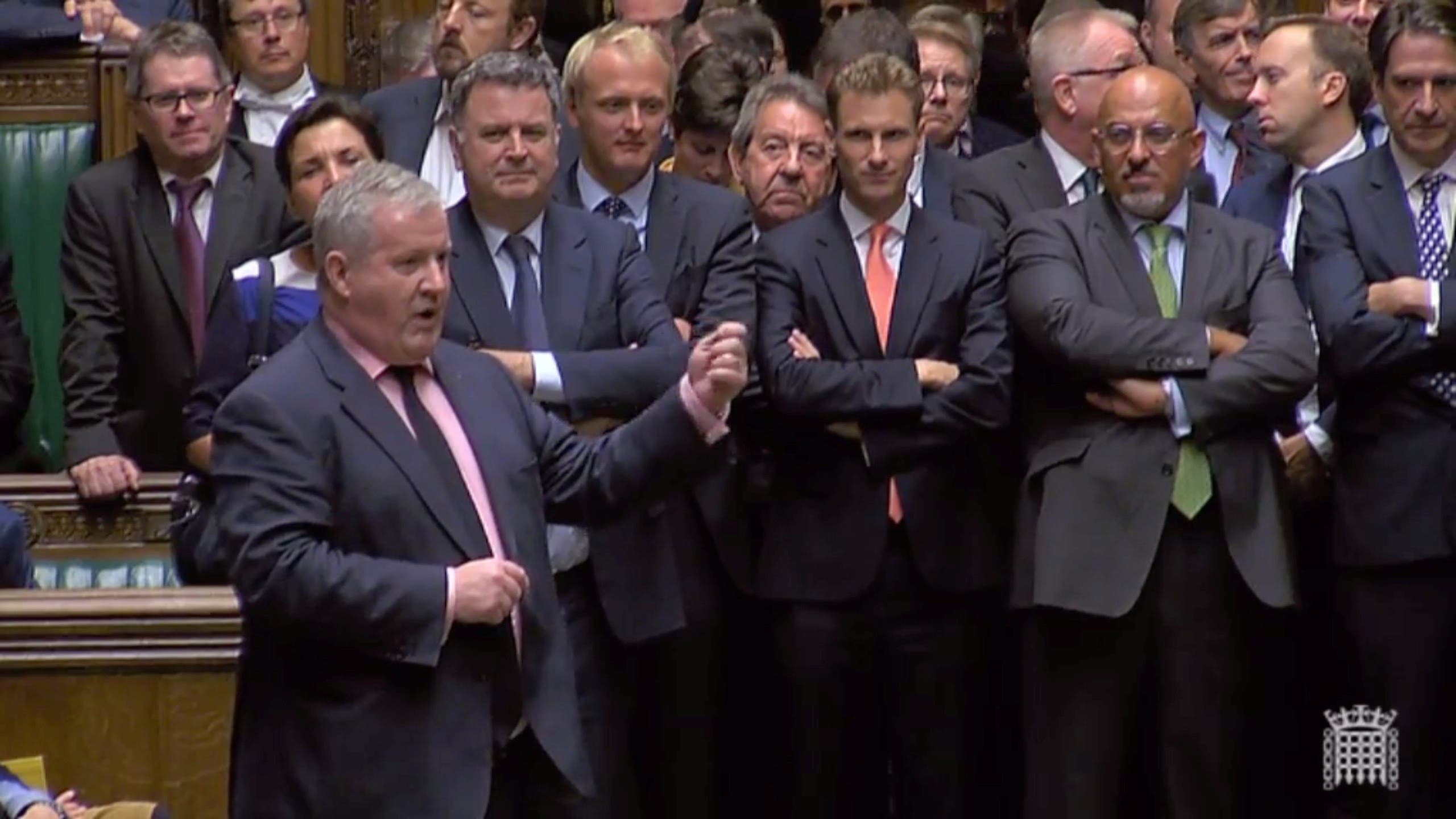 البرلمان البريطاني(رويترز)