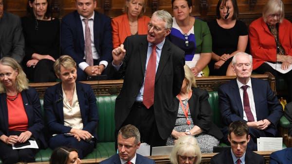 بريطانيا.. البرلمان يرفض الانتخابات وجونسون يتمسك ببريكست