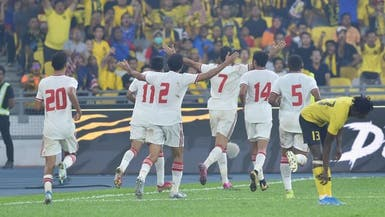 مبخوت يقود الإمارات للفوز على ماليزيا