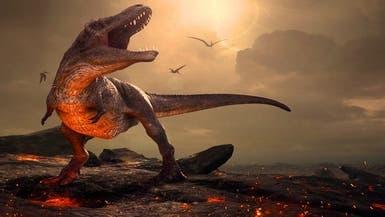 ديناصورات الأرض هلكت بصخرة قوتها 10 مليارات قنبلة ذرية
