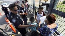 US judge blocks Trump move on asylum-seekers
