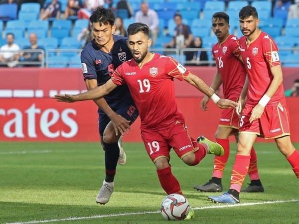 منتخب البحرين يفوز بصعوبة على كمبوديا