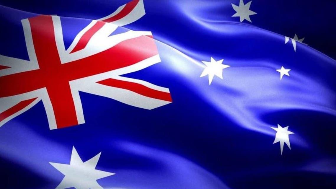 Australia flag. (Supplied)