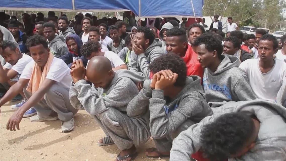 ليبيا.. آلية جديدة بشأن المهاجرين