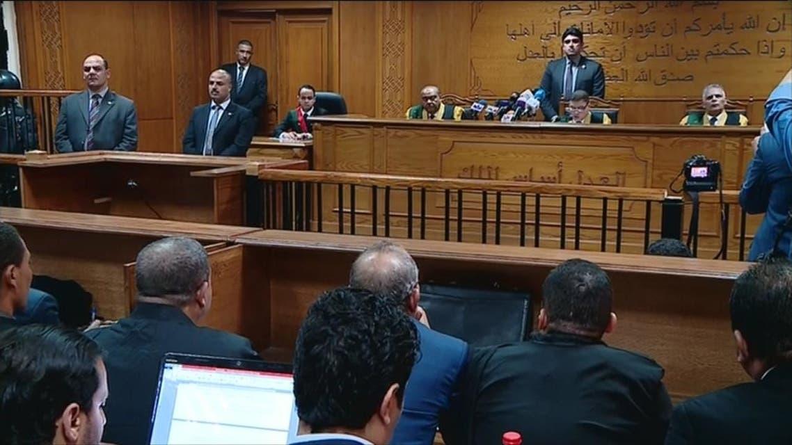 المؤبد لقيادات الإخوان في قضية التخابر مع حماس